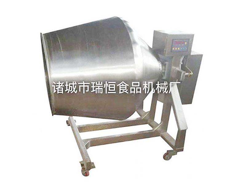 豆干拌料机