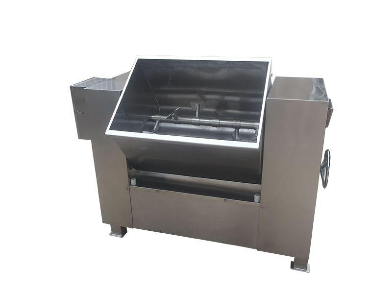 SBX-50L/100/150/200L双绞龙拌馅机